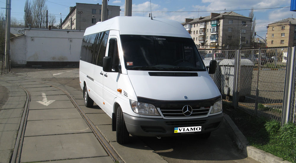 Rent a minibus with driver