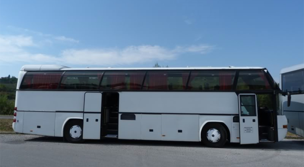 Rent a bus with driver Neoplan Cityliner