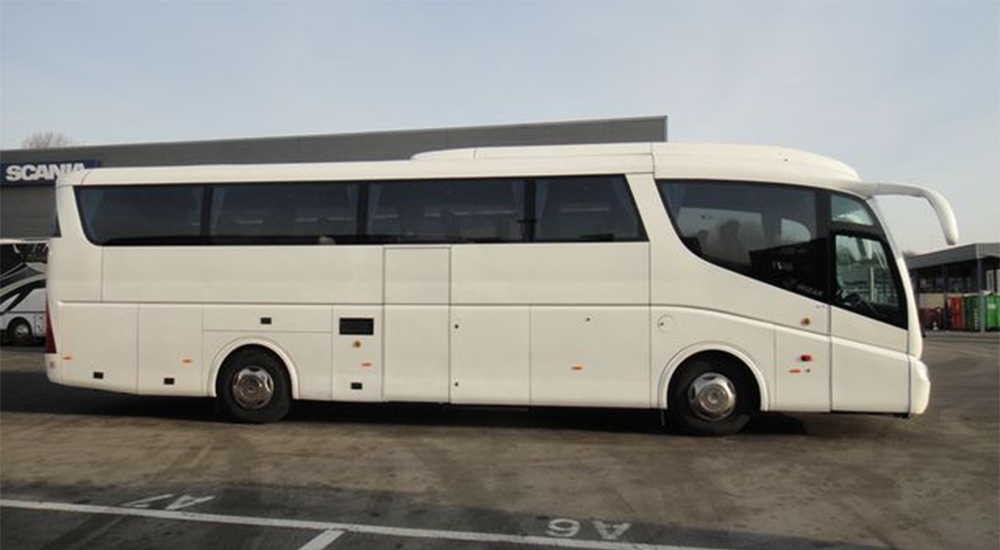 Rental SCANIA Irizar at an attractive price